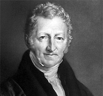 Malthus: un buen tipo.